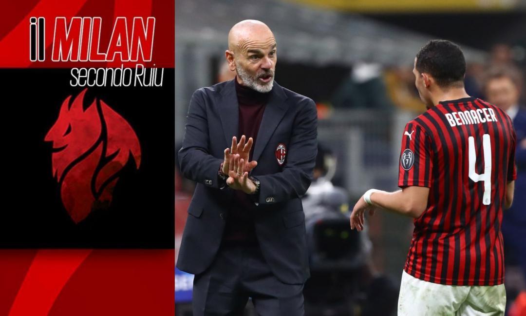 Milan, impara dal Genoa
