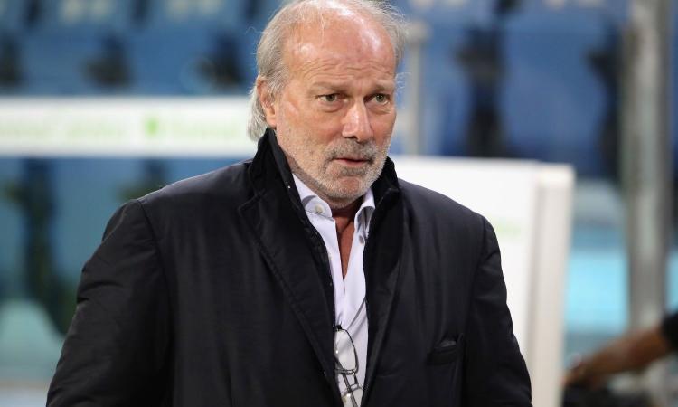 Sabatini: 'Ibra al Bologna? Contatto con Mihajlovic. Inter? Volevo subito una squadra da scudetto, Suning invece...'