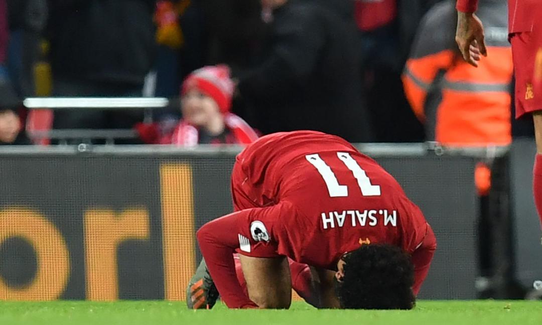 Se sul sito del governo egiziano si festeggia il Liverpool