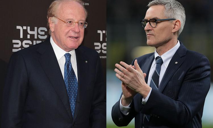 Inter-Milan, San Siro non si tocca. Antonello e Scaroni: 'Presenteremo nuove idee'
