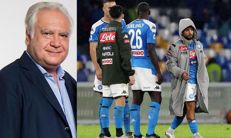 Un cappuccino con Sconcerti: i giocatori del Napoli rischiano di dimenticare il calcio