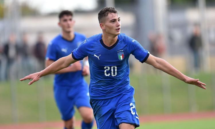Esposito, anche l'esordio con l'Under 19 è da predestinato: l'Inter e Conte hanno le idee molto chiare