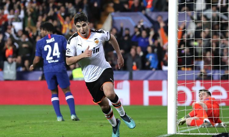 Valencia, Soler è nei radar di una big inglese