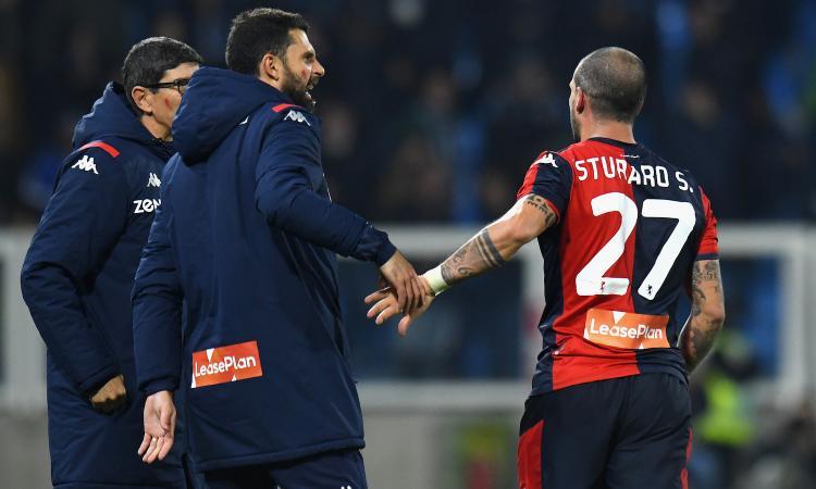 Riecco Sturaro, mister 16,5 milioni: Spal-Genoa non vincono più. Marotta, guarda Radu: merita l'Inter