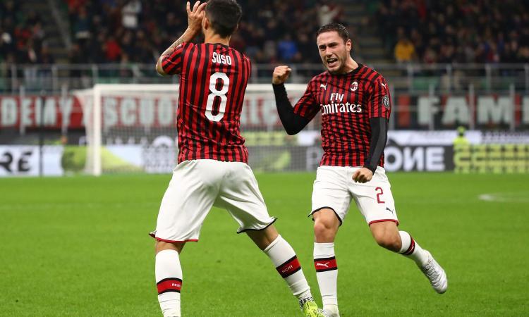Milan, due club su Calabria: prezzo fissato, le cifre