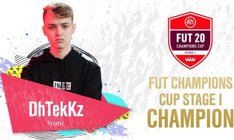 FUT Champions Cup I: vince Tekkz, l'italiano Diego Campagnani tra i migliori 8