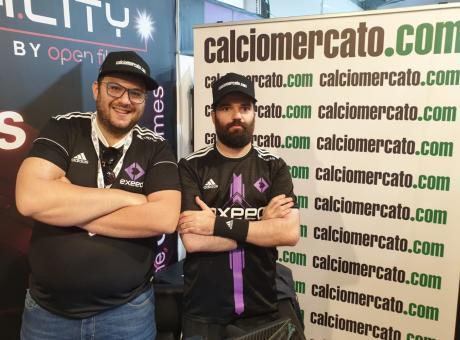 Calciomercato.com e Exeed al Lucca Comics 2019 FOTO