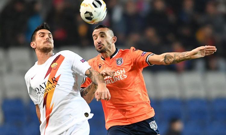 """Résultat de recherche d'images pour """"Basaksehir 0:3 AS Roma"""""""