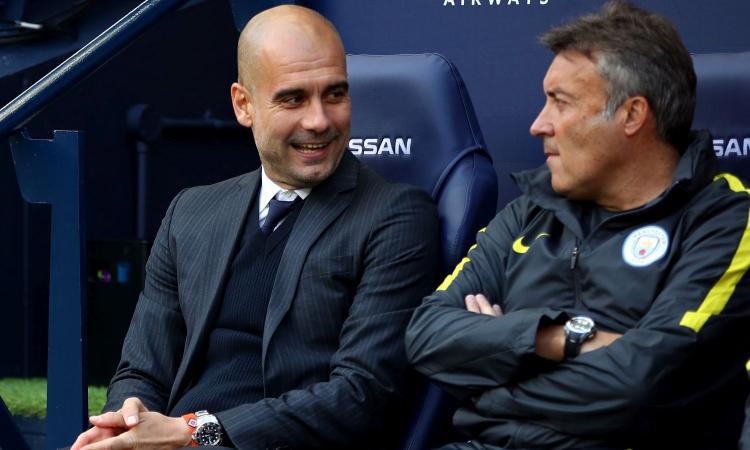 Agente Guardiola: 'Sta bene al City, ha un contratto fino al 2021. Ma nel calcio nulla è certo'