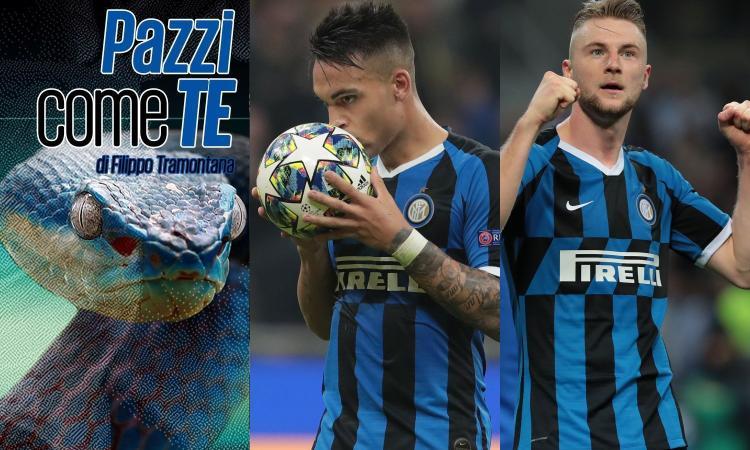 Il Barcellona non fa paura: Lautaro e Skriniar non si muovono dall'Inter!