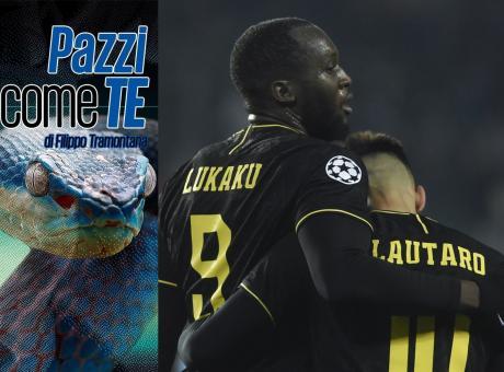 Questa Inter fa paura: merito di Conte. Lautaro-Lukaku, coppia da applausi