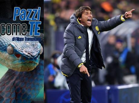 Inter, i fischi adesso sono assurdi e fanno il gioco del Barcellona: basta tifosi nevrotici e superficiali!