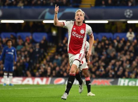 Inter: la verità sul sogno Van de Beek