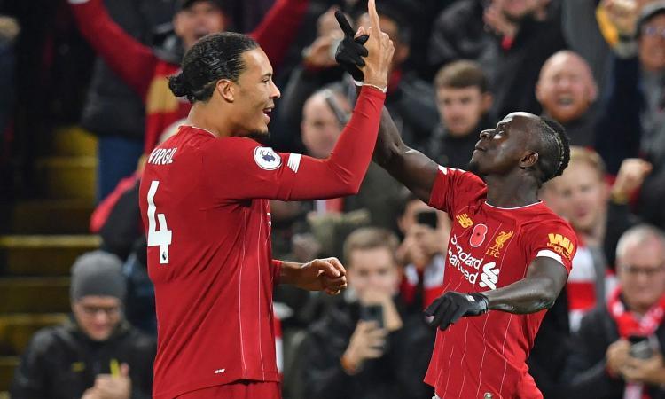 Guardiola crolla ad Anfield: City sconfitto 3-1, Liverpool in fuga
