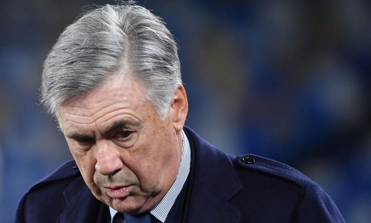 Napoli, Ancelotti: 'Non mi dimetto e incontro il presidente' VIDEO