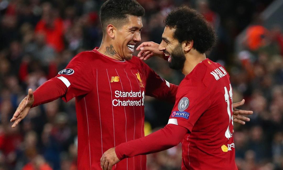 Un Liverpool da sogno