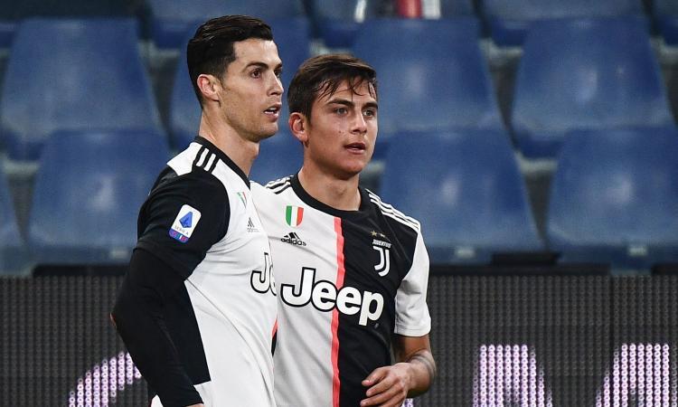 Juve, la top 11 degli ultimi 20 anni: fuori Ronaldo e Cannavaro, c'è Dybala