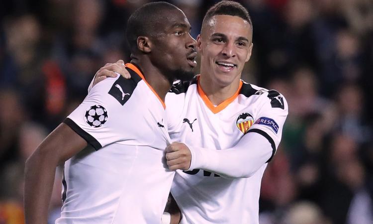 Atalanta, c'è il Valencia: Bergamo sogna, ma occhio a Rodrigo. E Kondogbia torna a San Siro