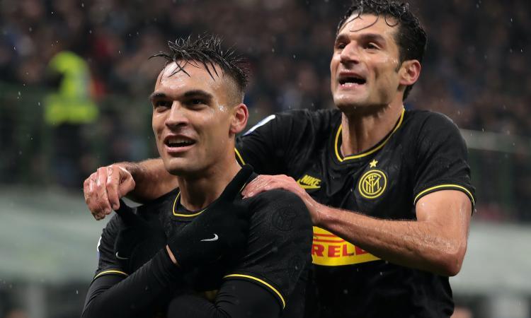 Inter, Lautaro stende la Spal: 2-1 e sorpasso sulla Juve, è primo posto