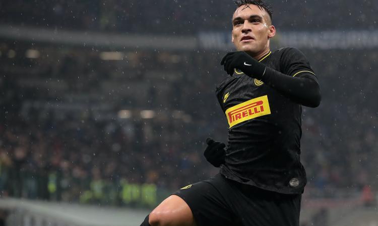 Inter, non solo il Barcellona: anche il City vuole Lautaro Martinez