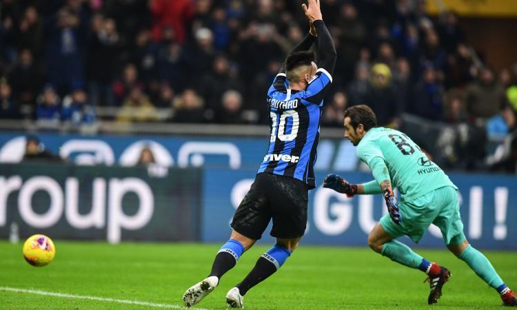 Inter-Roma, rivivi la MOVIOLA: Lautaro chiede un rigore, arbitro e Var non intervengono
