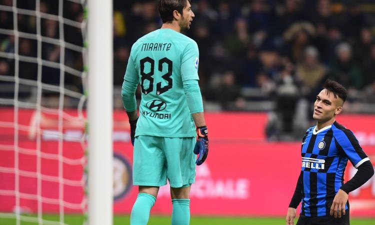 L'Inter spreca e non allunga sulla Juve: contro la Roma finisce 0-0