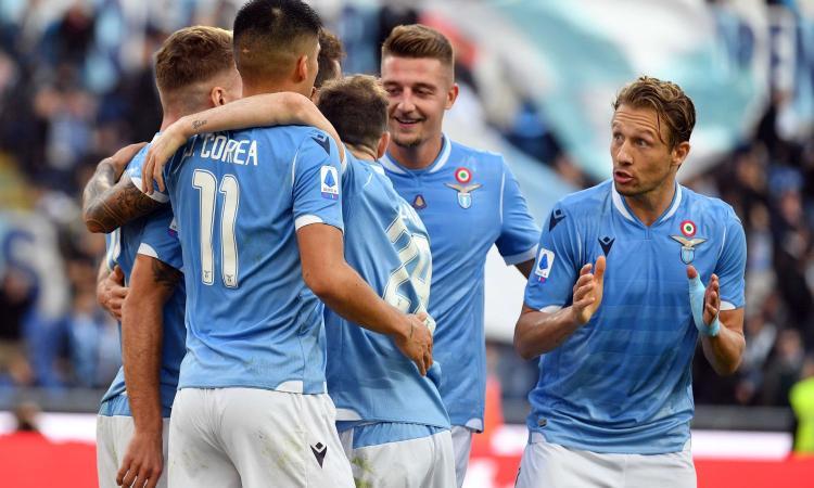 Juve, preoccupati: la Lazio non ha mai giocato così bene!