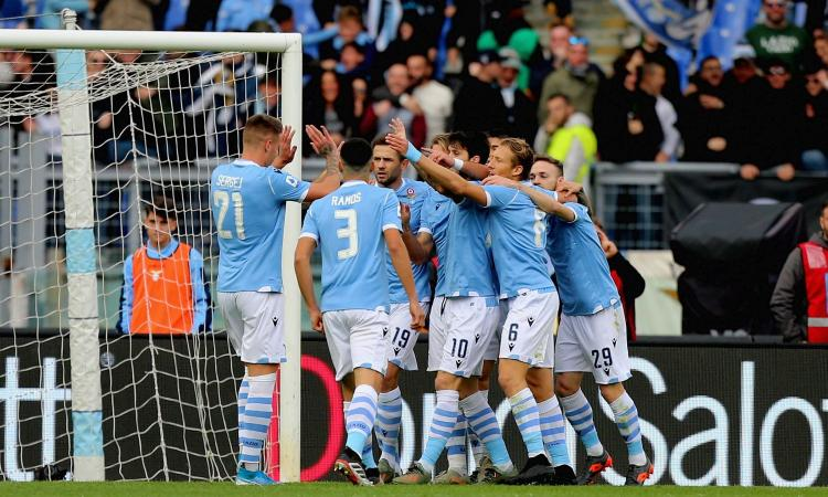 Lazio-Udinese 3-0: il tabellino