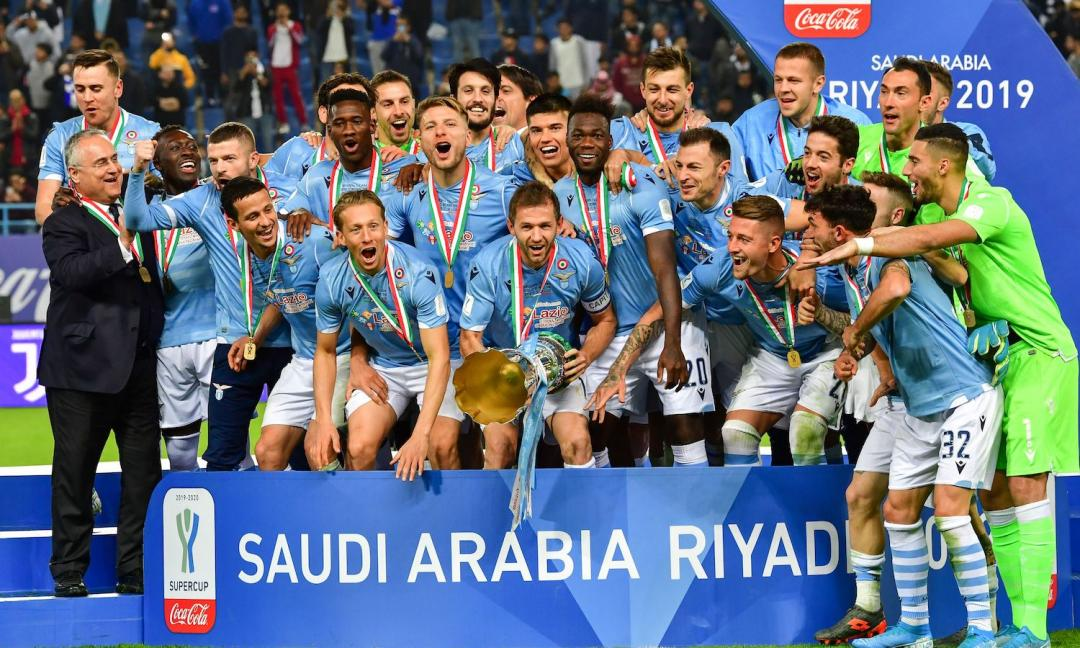 Alla Lazio la Supercoppa, alla Juve le critiche