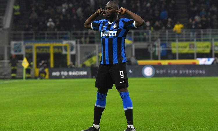 Lukaku: 'Inter la miglior opzione per me, penso ad aiutare la squadra. Sullo scudetto...'