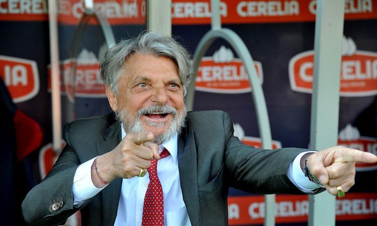 Sampdoria, si è dimesso tutto il CdA. Ferrero congeda anche Romei, la situazione