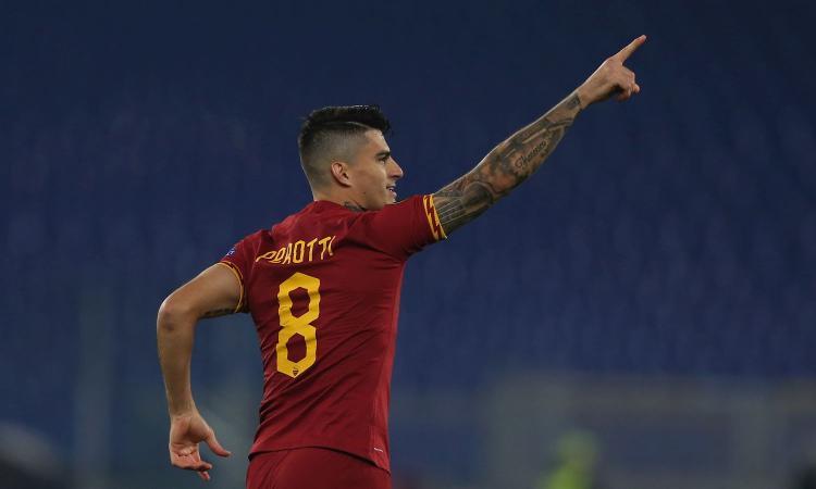 Roma, Perotti: 'Oggi buon risultato. Le sconfitte? Se avessi una risposta…'