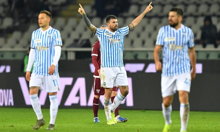 Serie A: Fofana fa godere l'Udinese, Cagliari ko! Colpo Spal, è 2-1 a Torino