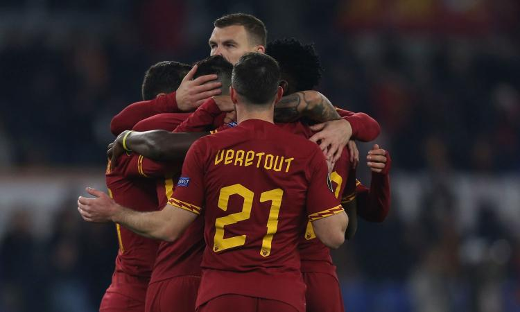 Roma, 2-2 con il Wolfsberger: giallorossi qualificati come secondi