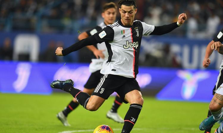 Supercannoniere: sorpasso di Ronaldo su Immobile! Sale anche Lukaku