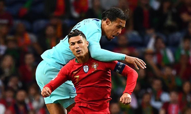 La sorella di Ronaldo a Van Dijk: 'Frustrato! Ti ha sempre battuto, non puoi sederti al suo stesso tavolo...'
