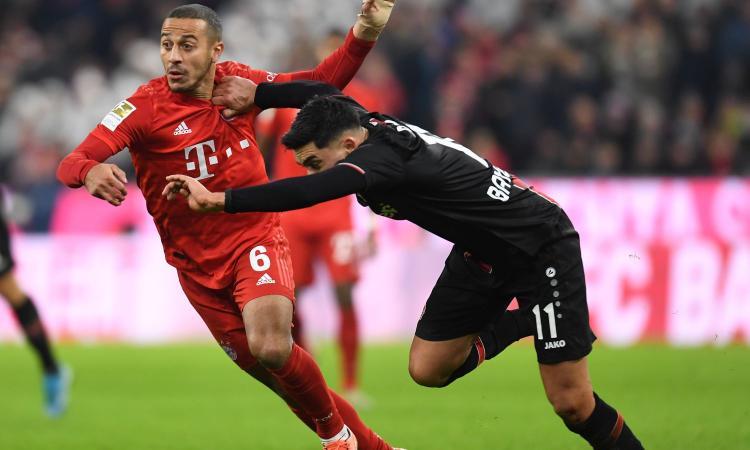 Bayern, un big va al Barcellona?
