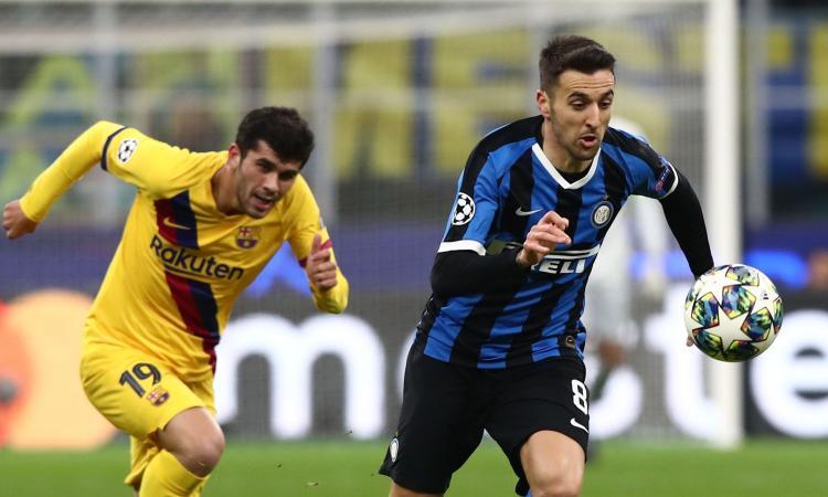 Il Barcellona B batte l'Inter C: Zhang, adesso accontenta Conte o sprechi tutto