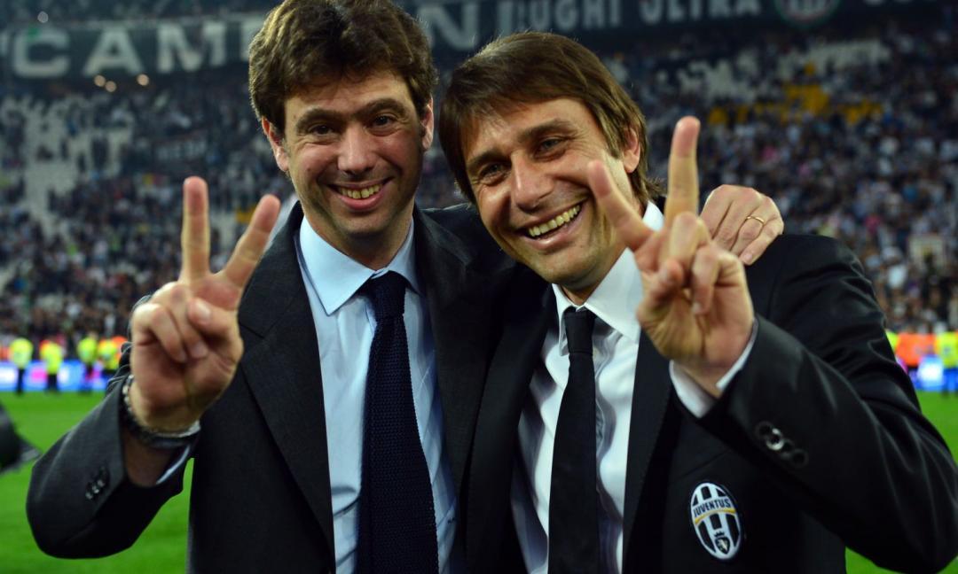 Juventus e Conte? Un legame inscindibile