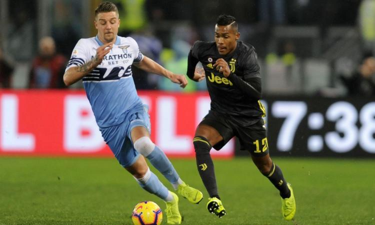 Milinkovic: 'Alla Juve non so se sarei titolare. Ora la Lazio, poi non si sa mai' VIDEO