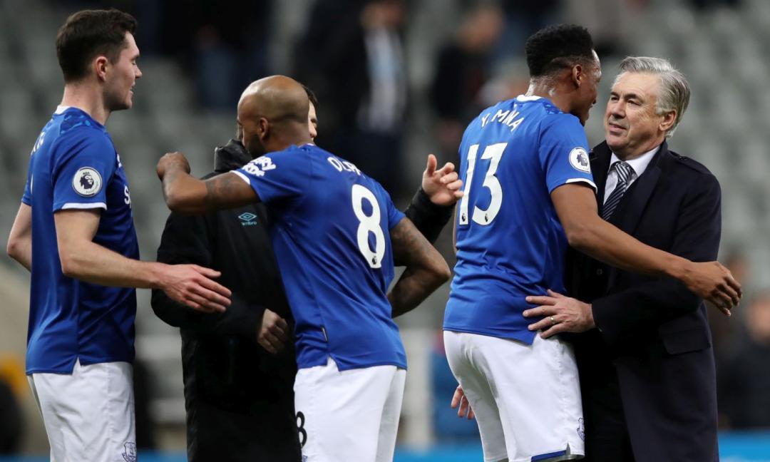 L'Everton di Carlo Ancelotti: piano per tornare grandi