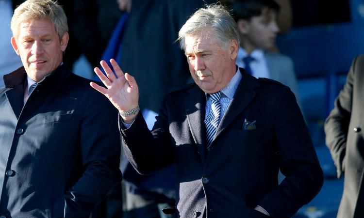 Everton, Ancelotti: 'Famiglia fantastica. Possiamo avere grandi ambizioni'