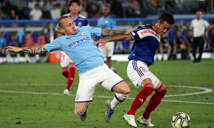 Manchester City: un difensore via a titolo definitivo?