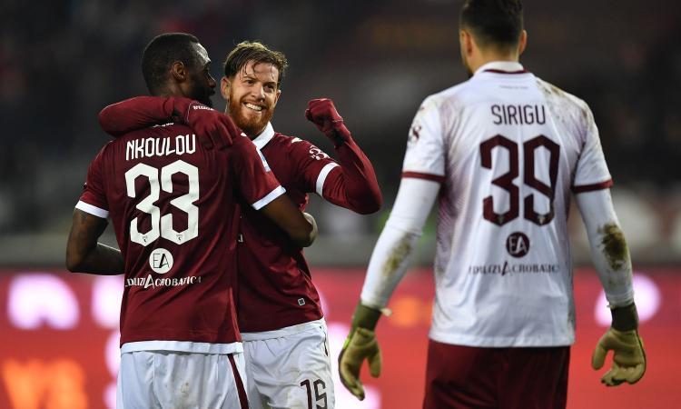 La Fiorentina è tutta da ricostruire, il Torino riscopre il talento di Ansaldi