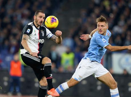 Lazio-Juve, le pagelle di CM: Bonucci flop, sprazzi di Ronaldo. Luis Alberto è sontuoso