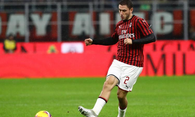 Milan, Calabria sul mercato: obiettivo maxi plusvalenza, ci pensano Fiorentina e Bologna