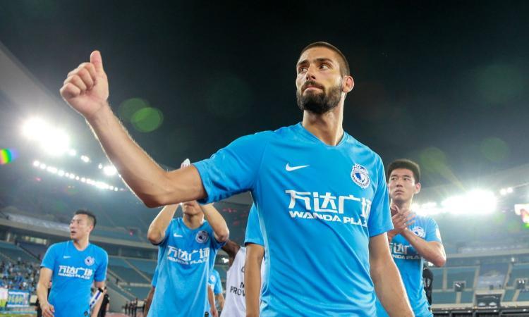 Carrasco lascia la Cina: proposto a Inter, Milan e Roma