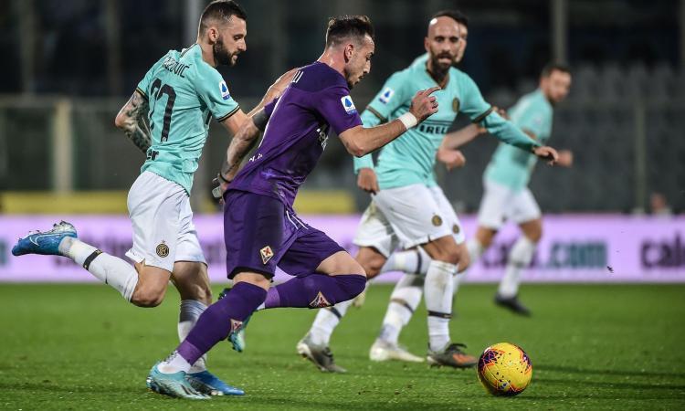 Napoli forte su Castrovilli: è sfida all'Inter