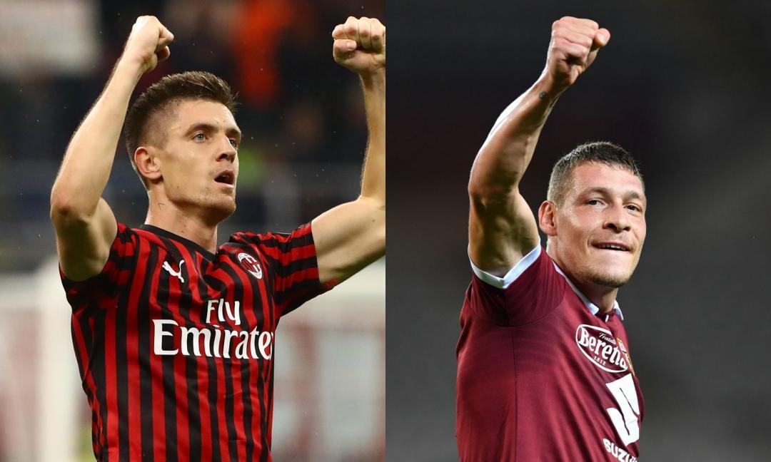 Milan-Torino tra continuità e riscatto