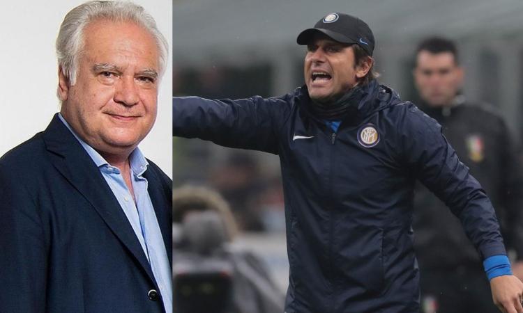 Un cappuccino con Sconcerti: l'Inter di Conte vola a un ritmo da 100 punti. E solo lui sa come si fa...